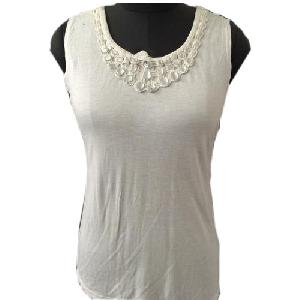 Ladies Casual Sleeveless Tops
