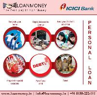 ICICI Bank Personal Loan through LoanMoney