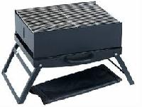 Foldable Charcoal Barbecue Grill