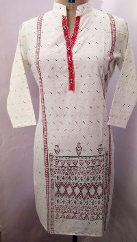 Traditional Prints Kurtis