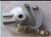 Battery Rickshaw Front Brake Drum With Gear