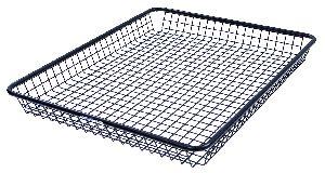Mesh Wire Basket Racks