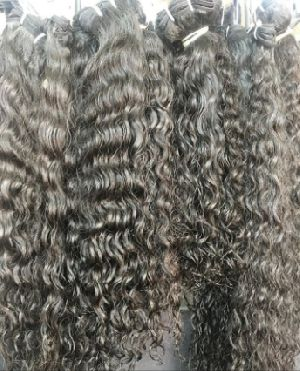 Bulk Curly Hair Extension