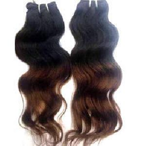 Two Tone Wavy Hair Extension
