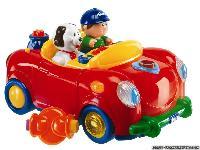 Baby Plastic Car