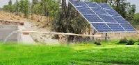 Solar Pumping Irrigation System