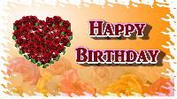 Birthday Love Greeting Card