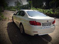 BMW 525d car