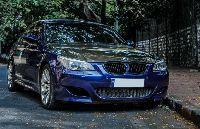 BMW M5 car