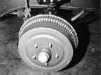 Front Brake Drum