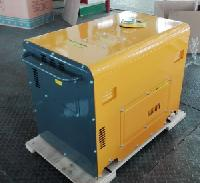 Air Cooled Silent Generator Set