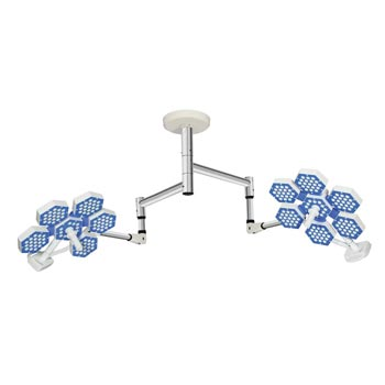 Double Arm Operation Theatre Lights