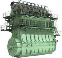 Slow Speed Diesel Engine
