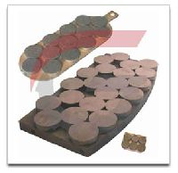 Sintered Friction Pads