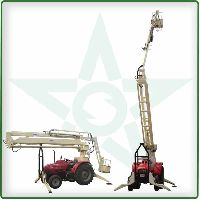 Aerial Access Platforms - Tractor Mounted