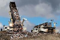 Garbage Tipper Truck