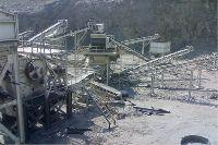 200 Tph Stone Crushing Plant