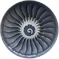 Cemented Carbide Components For Aircrafts