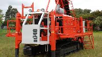 Sandvik De740 Self-propelled Core Drill Rig