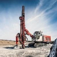 Surface Top Hammer Drill Rigs