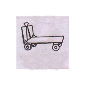 Four Wheel Platform Trolley