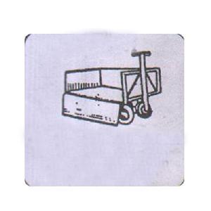 Four Wheel Side Open Trolley