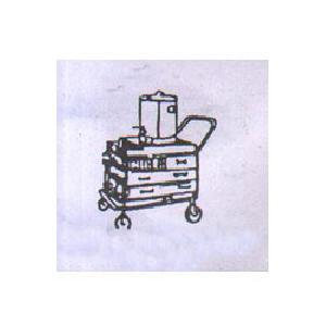 Shelf Canteen Trolley