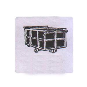 Steel Box Trolley