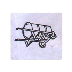 Two Wheel Drum Trolley