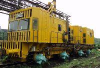 Rail Pusher Car