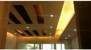 Interior Ceiling Works