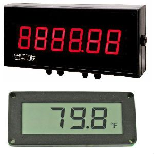 Digital Meter LCD Display