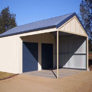 Roofing Shed Fabrication