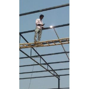 Sheet Roofing Shed Fabrication Services
