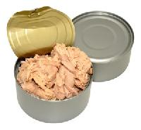 Canned Tuna Fishes