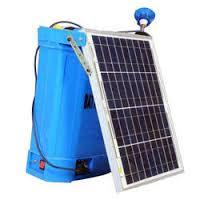 Knapsack Solar Sprayers Pump