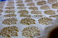 pure banarasi fabric
