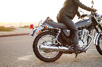 Motorcycle Kick Lever