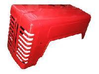 Massey Tractor Bonnet