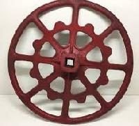 Hand Brake Wheel