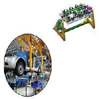 Welding Fixture For Automobile Industries