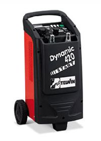 Battery Charger - Dynamic 420