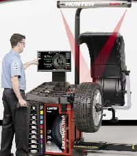 Smartweight Touch Wheel Balancer
