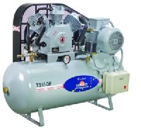 10-15 Hp Oil-free Air Cooled Compressors