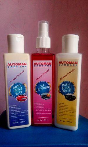 Car Shine Wax Shampoo