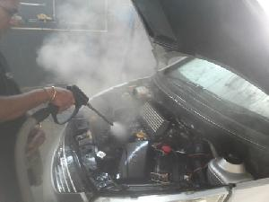 Car Steam Cleaning Services
