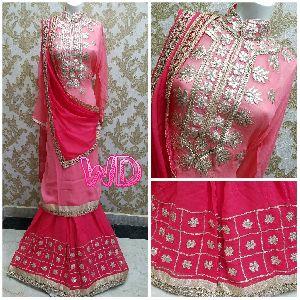 Designer Ladies Sharara Suit