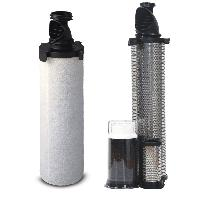 Oil Vapour Removal Filter