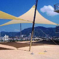 Cantilevers Tensile Structures