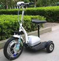 Electrical Tricycle For Handicapped Peoples